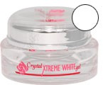 Crystal Nail Xtreme Builder Gel White