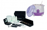 Mybrows salon starter kit with Mini Wax Warmer
