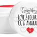 LoveNess Color Gel (Amaranth 017)