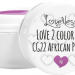 LoveNess Color Gel (African Purple 022)